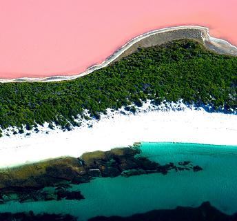 Pink Lake, Esperance