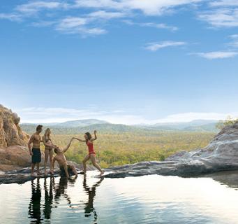 Gunlom Area, Kakadu