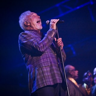 Tom Jones Bluesfest
