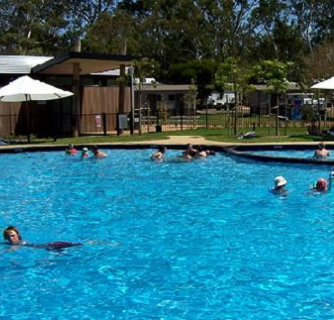 Nagambie Lakes Leisure Park, VIC