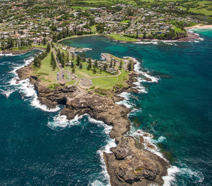 Kiama Blow Hole, NSW