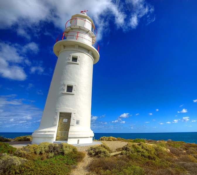 Marion Bay Lighthouse