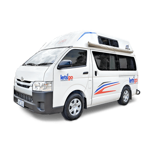 Jayco HiTop Campervan For Two - Motorhome Rental in Australia