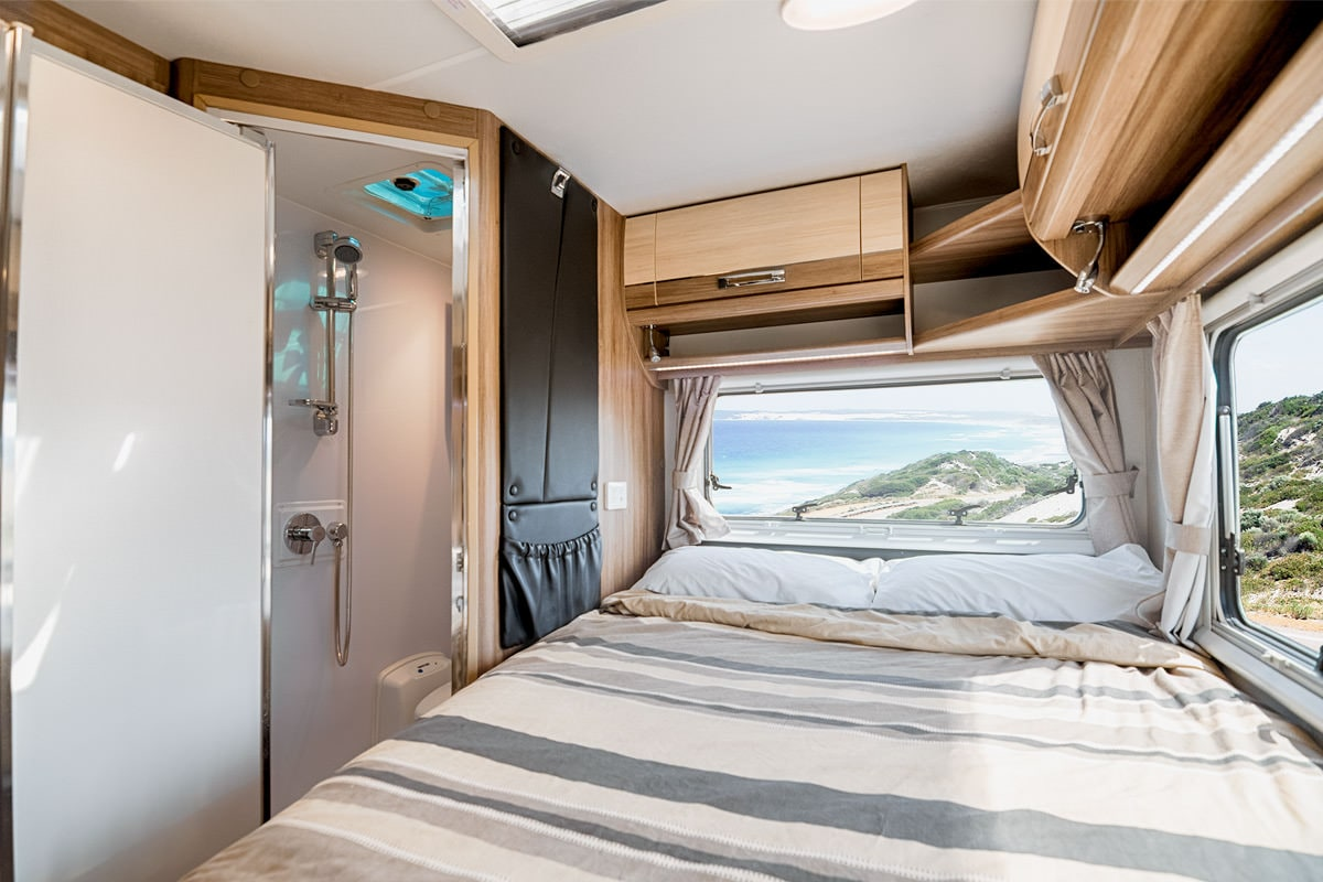 6 Berth Jayco Conquest Motorhome For Sale Let S Go