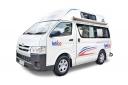 Jayco HiTop Campervan For Three - Motorhome Hire in Australia
