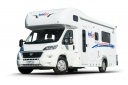 Jayco Conquest Royale Motorhome - Campervan Rental in Australia